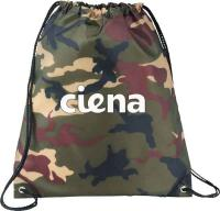 Camo Oriole Drawstring Cinch Backpack