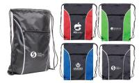 The Crestline Drawstring Backpack - Ocean Shipping