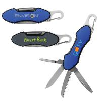 Carabiner Pocket Knife - 3 Day Service