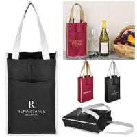 Double Wine Tote - 7 Day Service