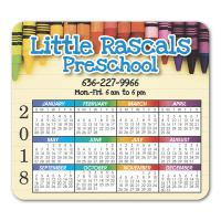 Price Buster Calendar Magnet - .020 Thickness