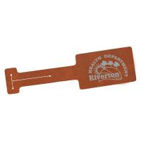 Super Value Shur Lock Tag - Translucent - Blank