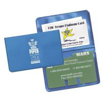 Large Size Card Holder - 1 Color 1 Location