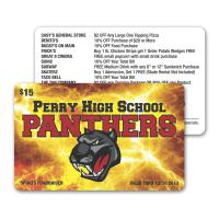 Paper Wallet / Loyalty Card - .015 - 12P Thickness