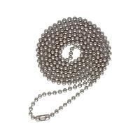 30 In. Beaded Chain - Blank