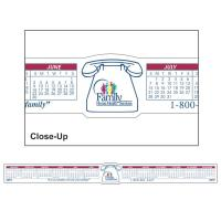 Phone Removable Adhesive Computer Calendar - 4ML Thickness