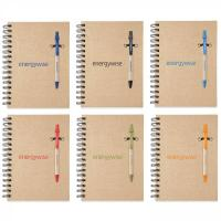"ECOLOGIST NOTEBOOK COMBO (5.75"" X 8.25"")"
