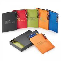 DONALD CARD HOLDER WITH RFID & MEMO BOOK