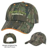 Camouflage Cap - Blank