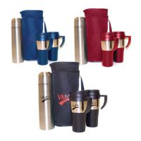 Stainless Steel Coffee Mugs Gift Set