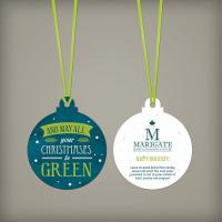 All Your Christmases Seed Paper Ornament