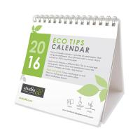 Eco Tips Premium Plantable Seed Calendar