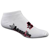 Super Soft Cotton No Show Sock with our Knit-In Logo