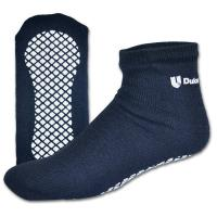Cotton Footie Tread Sock