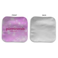 Microfiber Face Cloth, 5x5, Sublimated