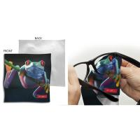 Silken Eyewear Cloth, 5x5, Sublimated