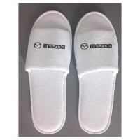 Promo Slippers, One Size, Heat Transfer
