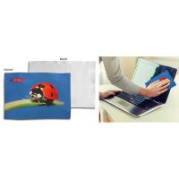 Microfiber Cleaning Cloth, 4x6, Sublimated