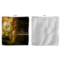Full Bleed Microfiber Rally Towel, 12x12, Sublimated