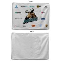 Promo Microfiber Rally Towel, 12x18, Sublimated